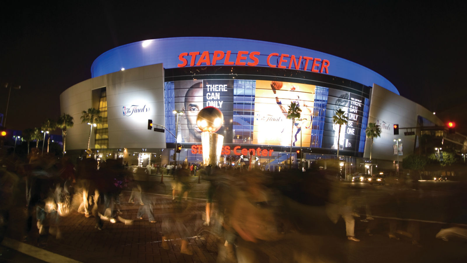 Hotels Near Staples Center California